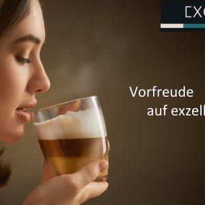 Exzellenter Kaffee von Excellentas / Feinschmecker Kaffee / Spezialitätenkaffe