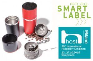 Cafflano Klassic Award Winner HOST MILAN 2015, ITALY