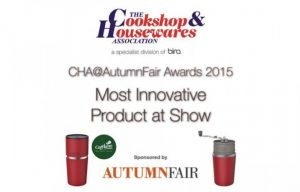 Cafflano Klassic Award Winner AUTUMN FAIR 2015 BIRMINGHAM, UNITED KINGDOM