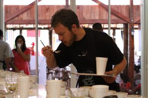 Audun Sørbotten - World Coffee Roasting Champion - Jury Cup of Excellence - Norwegian Roast