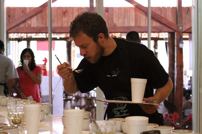Audun Sørbotten - World Coffee Roasting Champion - Jury Cup of Excellence - Norwegian Roast