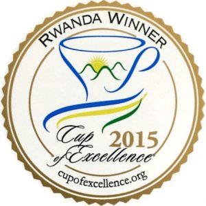 Cup of Excellence Gewinner Ruanda 2015 - exzellenter Kaffee von EXCELLENTAS