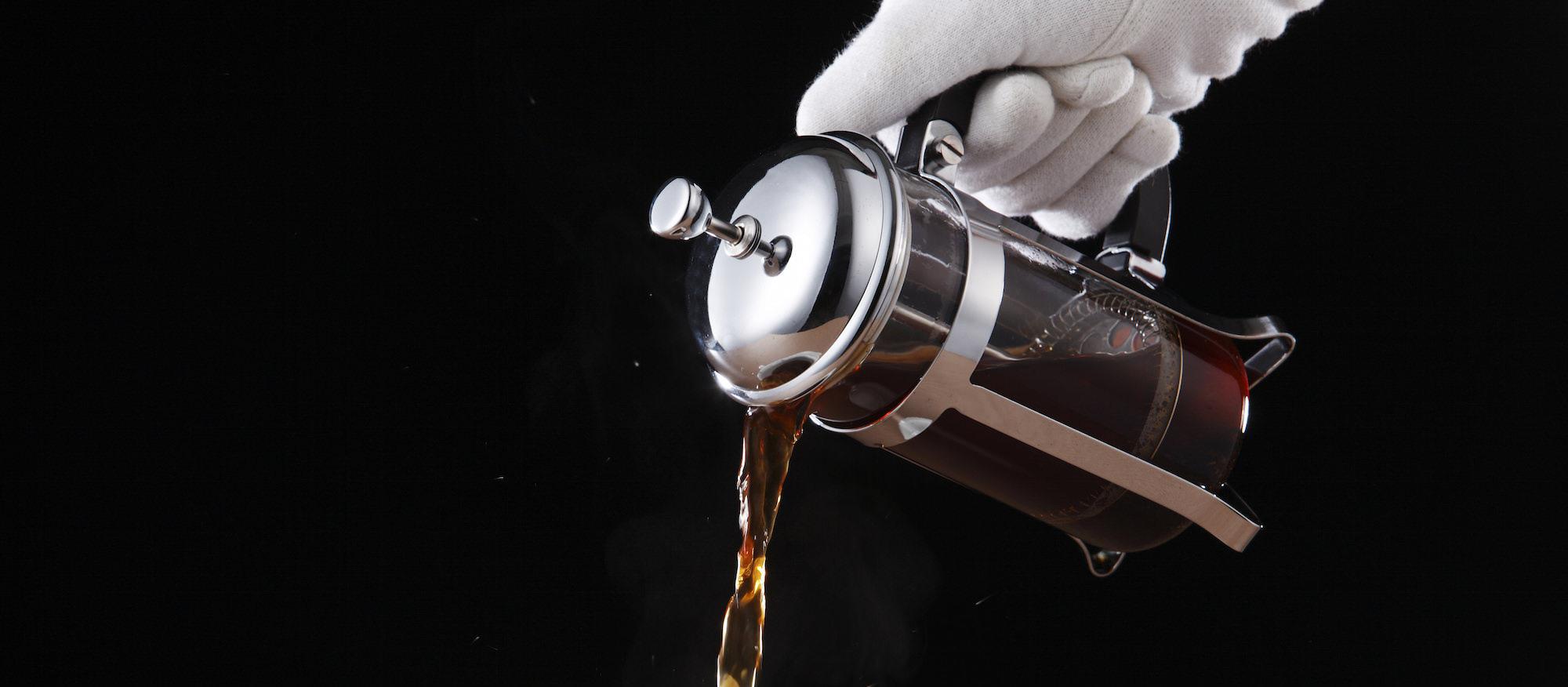 Gourmet Kaffee für exzellente Gäste