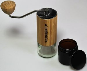 Comandante C40 MK3 Nitro Blade Bambus (Bamboo) beste Hand Kaffeemuehle bester gourmet Kaffee