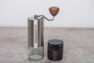 Comandante C40 MK3 Nitro Blade Edelstahl Hand Kaffeemuehle bester gourmet Kaffee