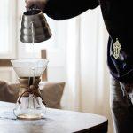 HARIO V60 Buono Drip Kettle Wasserkocher Wasserkessel VKB-120-HSV Kaffeezubehör für Cup of Excellence Kaffee von Excellentas