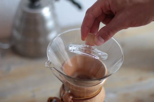 Chemex Karaffe Coffee Maker CMC Kaffeezubehör für Cup of Excellence Kaffee von Excellentas