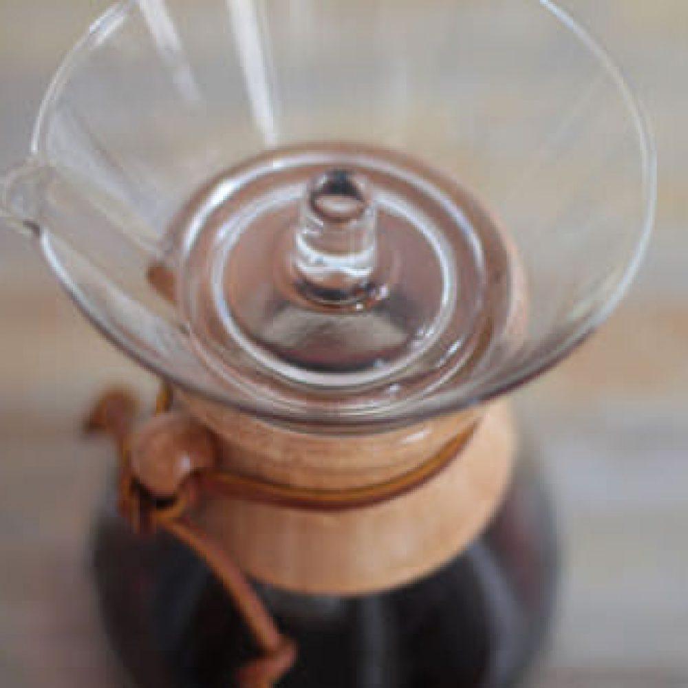 Chemex Karaffe Coffee Maker CM-6A Kaffeezubehör für Cup of Excellence Kaffee von Excellentas