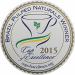Award Winner Brazil Cup of Excellence Gewinner Brasilien