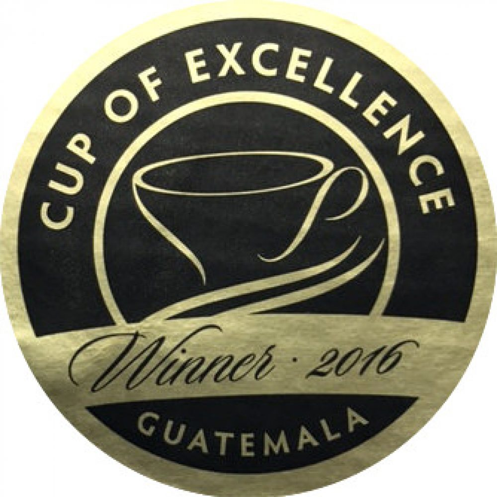 Award Winner Guatemala Cup of Excellence Gewinner Guatemala